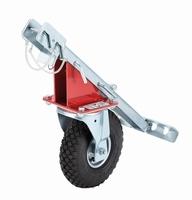 Voettrap klapbaar met steunwiel TK1+TK2